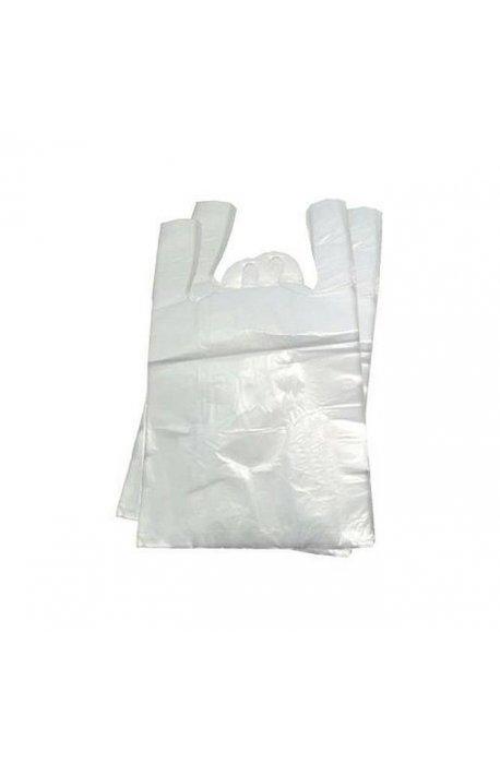 Folie, worki, papiery spożywcze - Reklamówki 25x45cm 150szt  -
