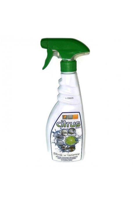 Płyny do WC lub łazienki oraz koszyki zapachowe - Środek Do Łazienek Profesjonalny 750ml Citrus -