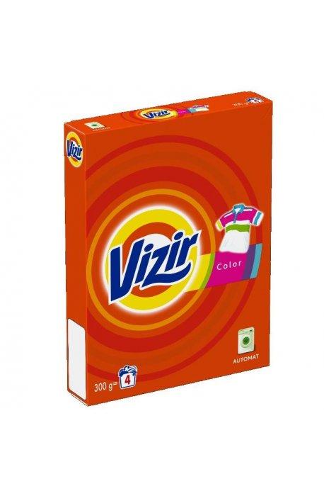 Proszki i pojemniki do prania - Proszek Do Prania Koloru 300g Vizir Procter Gamble -