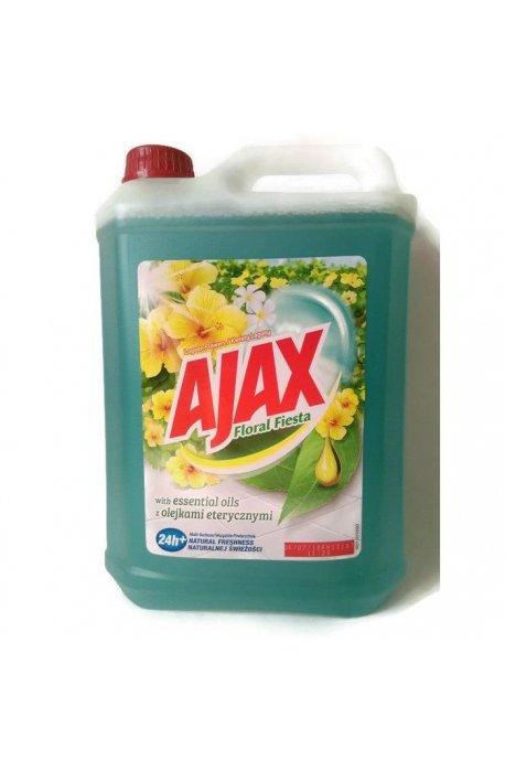Środki uniwersalne - Płyn Uniwersalny 5l Kwiat Laguny Niebieski Ajax -