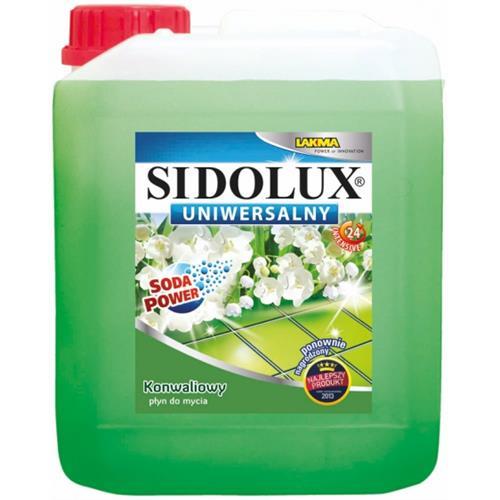Sidolux Uniwersalny 5l Konwaliowy Zielony