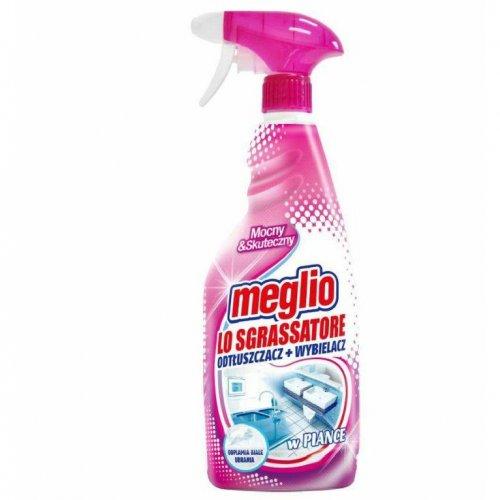 Odtłuszczacz + Wybielacz 750ml Spray Meglio