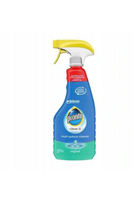 Środki do mebli - Spray Do Mebli Pronto Multi-Surface 500ml Rozpylacz -