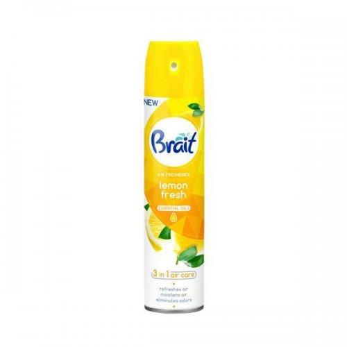 Odświeżacz Brait Fresh Lemon 300ml