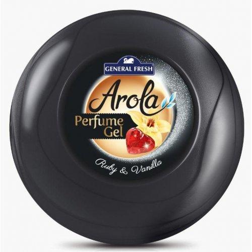Odświeżacz W Żelu Arola General Fresh Perfumowany Rubin Wanilia 150g