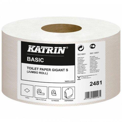 Papier Toaletowy Basic Gigant S 150m 2481 Katrin