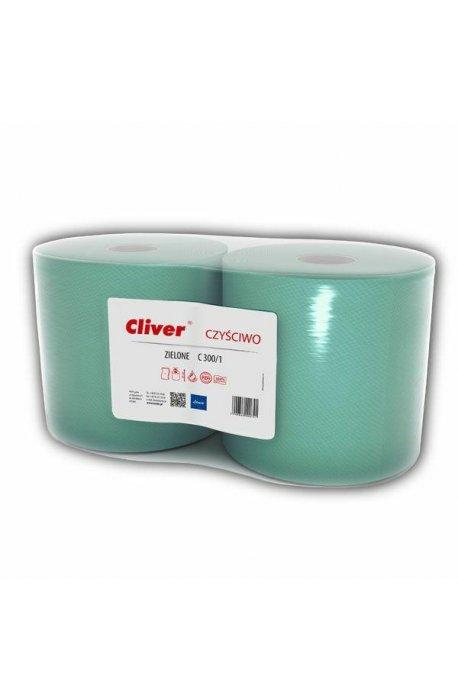 Czyściwa, papiery, pady - Czyściwo Przemysłowe C300/1 Zielon Makulatura Lamix -