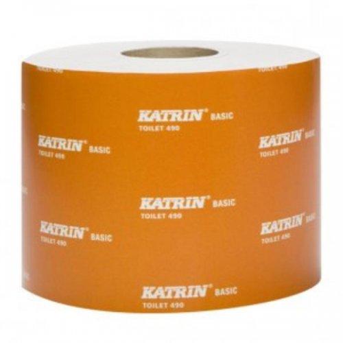 Papier Toaletowy Basic 490 12540  Katrin