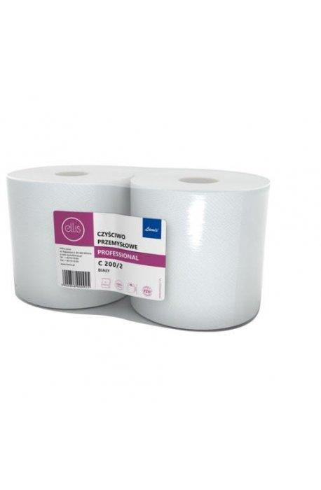 Czyściwa, papiery, pady - Czyściwo Przemysłowe C200/2 Białe 100% Celuloza Lamix -