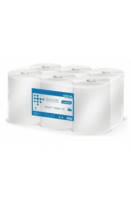 Papiery, ręczniki kuchenne - Ręcznik Comfort Maxi 110m Celuloz 5220106 Velvet -
