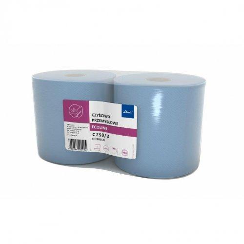 Czyściwo Przemysłowe C250/2 Niebieski Ellis
