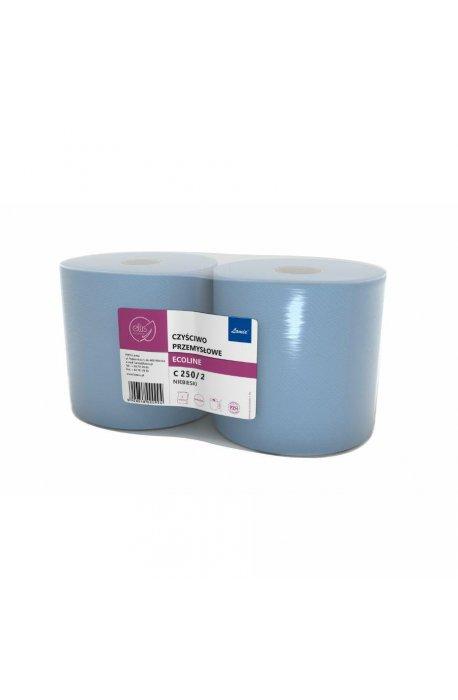 Czyściwa, papiery, pady - Czyściwo Przemysłowe C250/2 Niebieski Ellis -