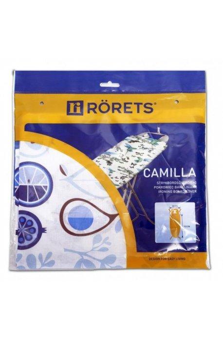 Akcesoria do prasowania - Pokrowiec Na Deskę Camilla 32x112cm 7548 Rorets -
