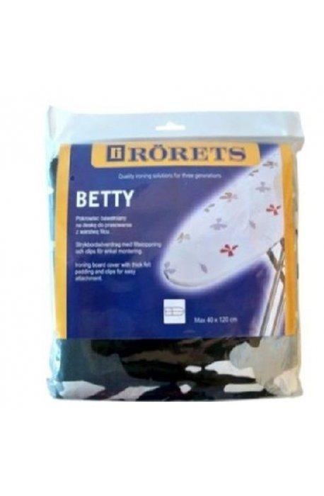 Akcesoria do prasowania - Pokrowiec Na Deskę Betty Filc 40x120cm 7598 Rorets -