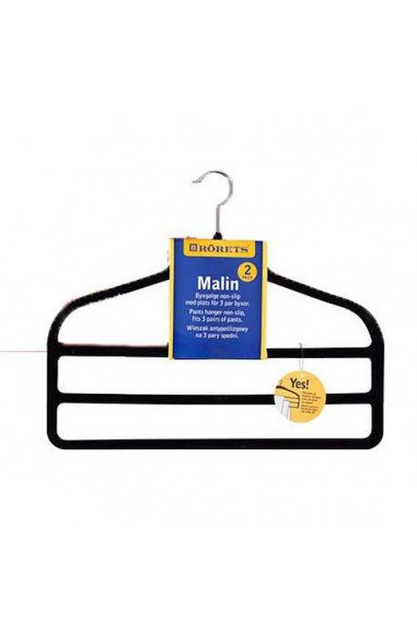 Pokrowce i wieszaki na ubrania - Wieszak Na Spodnie ubrania Malin A2 2939  Rorets -