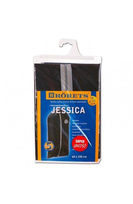 Pokrowce i wieszaki na ubrania - Pokrowiec Na Odzież Jessica 60x150cm 2631 Rorets -