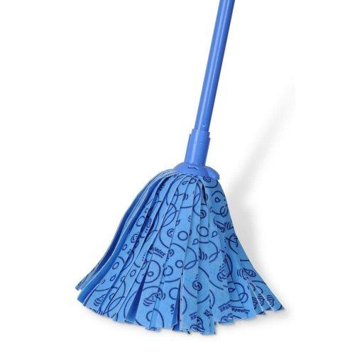 Mop Puder Azul Z Drążkiem 97150250 Spontex