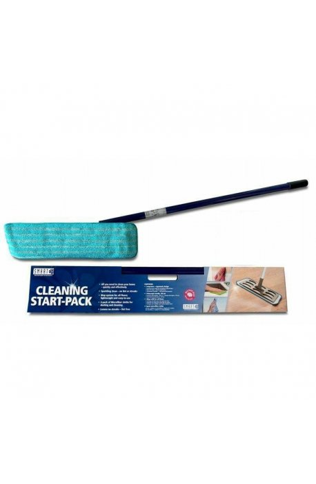 Zestawy sprzątające - Zestaw Mop Z DrążkiemTeleskopowym 1012-011 Smart -