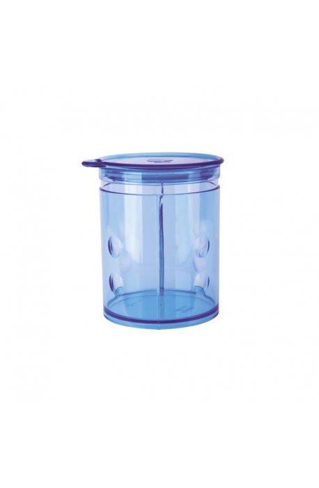 Pojemniki do żywności - Pojemnik Na Artykuły Sypkie 0,75l Mix Kolor Elh Juypal  -