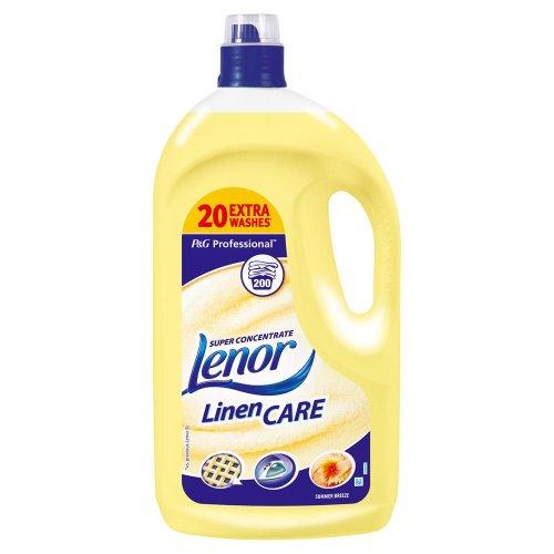 Płyn Do Płukania 5l Żółty 200 Prań Lenor Summer Procter Gamble