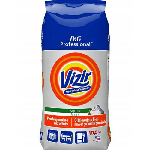 Proszek Do Prania 10,5kg Vizir Regular Procter Gamble