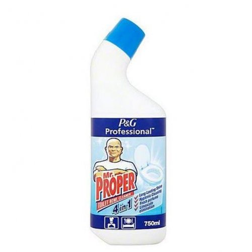 Płyn Do Toalet 4w1 750ml Mr.Proper Procter Gamble