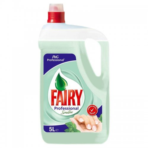 Płyn Do Mycia Naczyń 5l Sensitive Fairy Procter Gamble