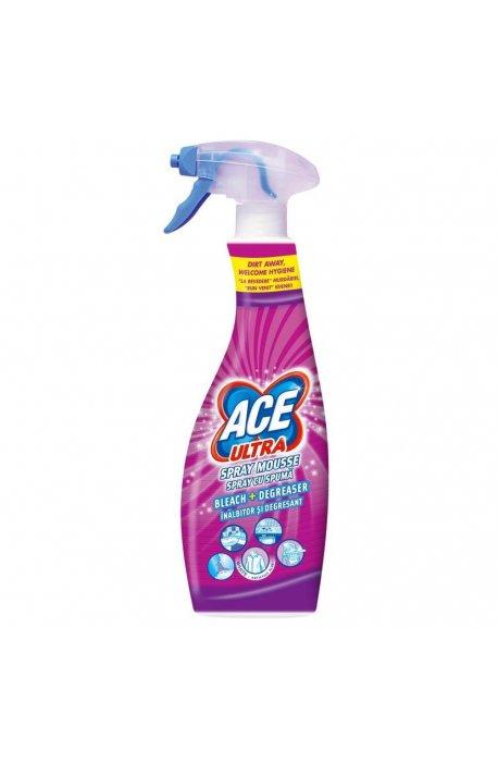 Pianki - Pianka Odplamiacz Spray 700ml Fresh Różowa Procter Gamble Ace Ultra -