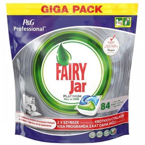 Kapsułki Do Zmywarek 84 szt Platinium Fairy Procter Gamble