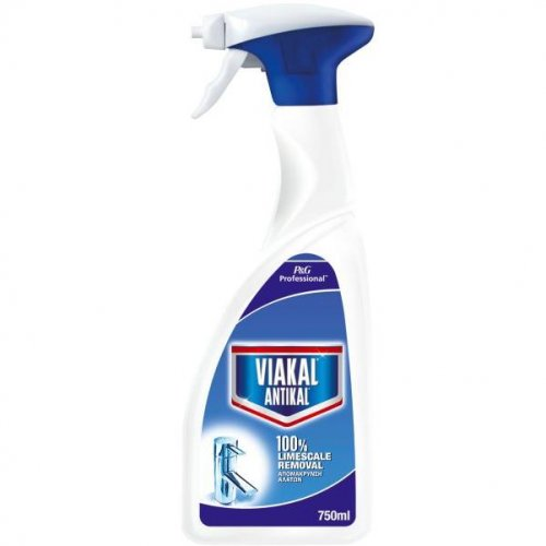 Spray do usuwania kamieni 750ml Viakal Antikal