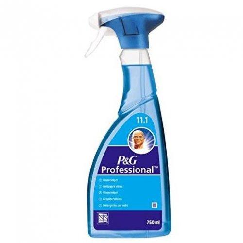 Spray Do Okien, Szyb, Luster Glass Clean 750ml Mr.Proper Procter Gamble