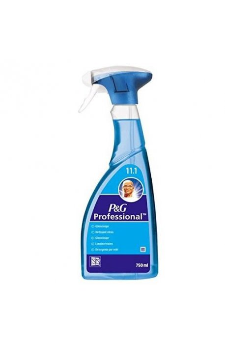 Płyny do szyb - Spray Do Okien, Szyb, Luster Glass Clean 750ml Mr.Proper Procter Gamble -