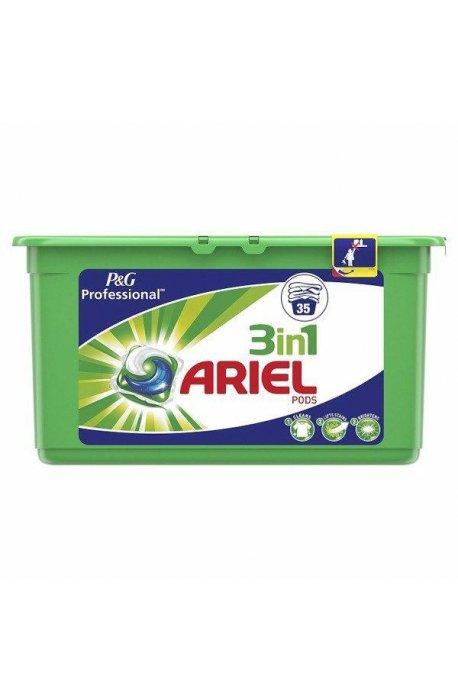 Kapsułki do prania - Kapsułki Do Prania Regular 35szt Ariel Procter Gamble -