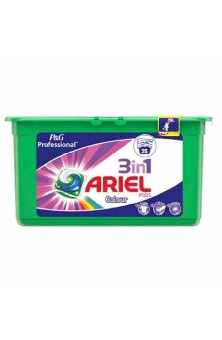 Kapsułki do prania - Kapsułki Do Prania Color 35szt Ariel Procter Gamble -