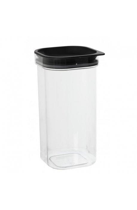 Pojemniki do żywności - Pojemnik Na Produkty Sypkie Hamburg 2,5l 5172 Plast Team -