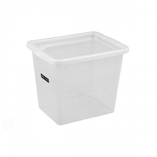 Pojemnik Basic 31 2297 Transparentrny Plast Team