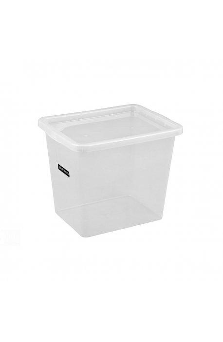 Pojemniki uniwersalne - Pojemnik Basic 31 2297 Transparentrny Plast Team -
