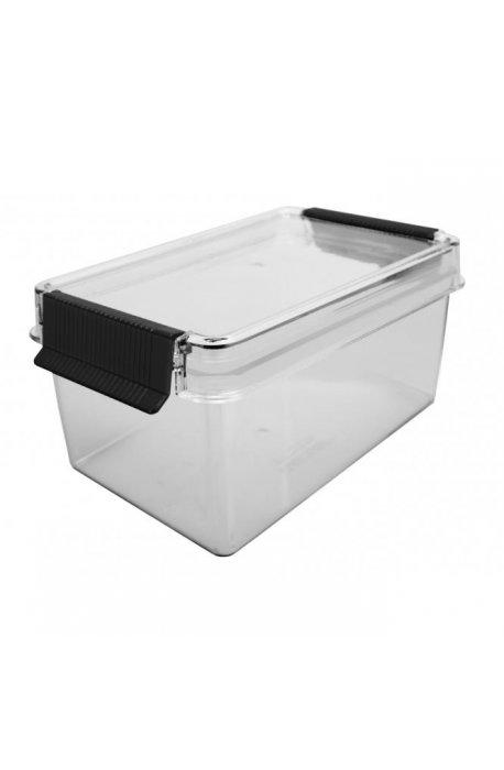 Pojemniki do żywności - Pojemnik Na Produkty Sypkie Oslo 0,85l 1801  Plast Team -