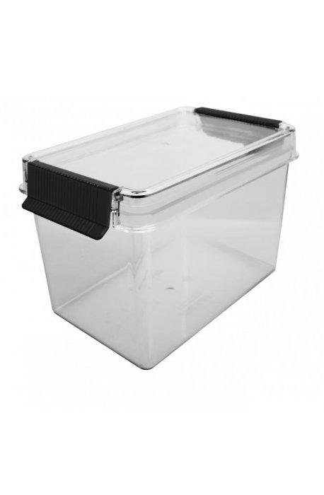 Pojemniki do żywności - Pojemnik Na Produkty Sypkie Oslo 1,2l 1802  Plast Team -