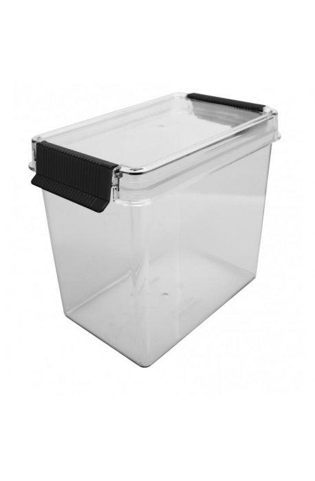 Pojemniki do żywności - Pojemnik Na Produkty Sypkie Oslo 1,7l 1803  Plast Team -