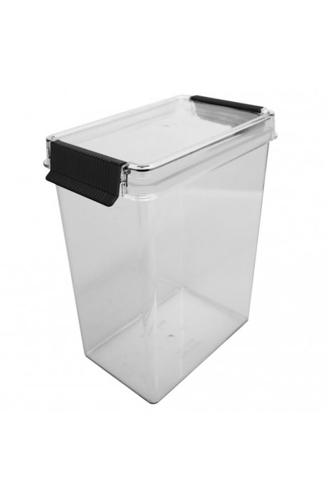 Pojemniki do żywności - Pojemnik Na Produkty Sypkie Oslo 2,6l 1804  Plast Team -
