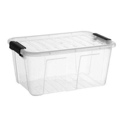 Plast Team Pojemnik Home Box 8l Z Czarny Uchwyt 2238