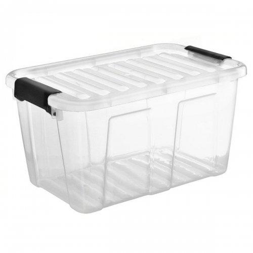 Pojemnik Home Box 31l Z Czarnym Uchwytem 2232 Plast Team