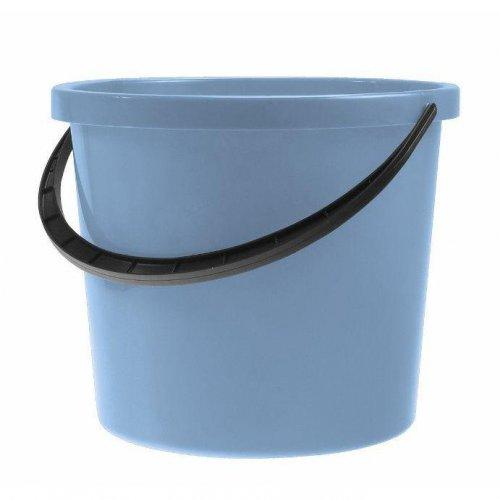 Wiadro Berry 10l Niebieskie Bez Wyciskacza 6059 Plast Team