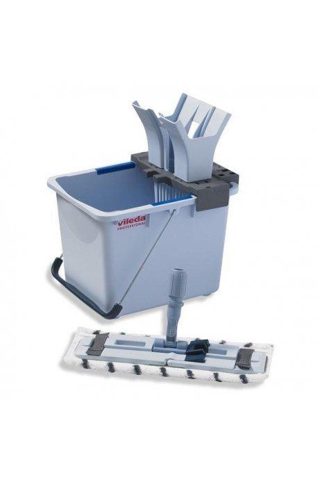 Zestawy sprzątające - Zestaw do sprzatania podłóg 15l Ultraspeed Pro Starter Kit 149090 Vileda Professional -