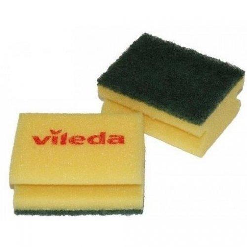 Gąbka Zielony Pad 7x9,5cm 125603 Vileda Professional
