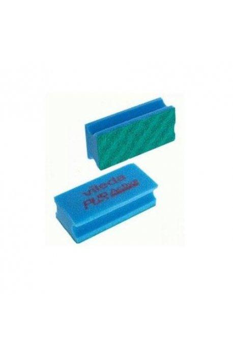 Druciaki, czyściki, zmywaki - Gąbka Pur Active Niebieska 123114 Vileda Professional -