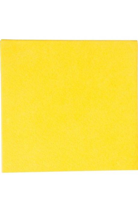 Gąbki, ścierki, szczotki - Ścierka All Purpose Cloth 100557 Żółta Vileda -