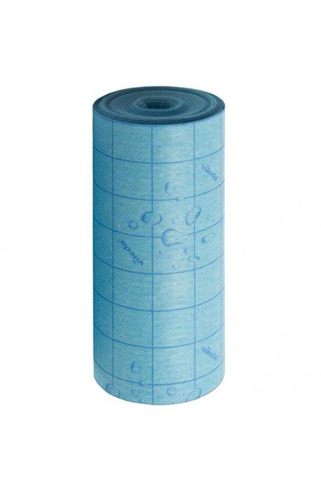 Gąbki, ścierki, szczotki - Ścierka 10m Quick`N Dry Niebieska 100145 Vileda Professional -