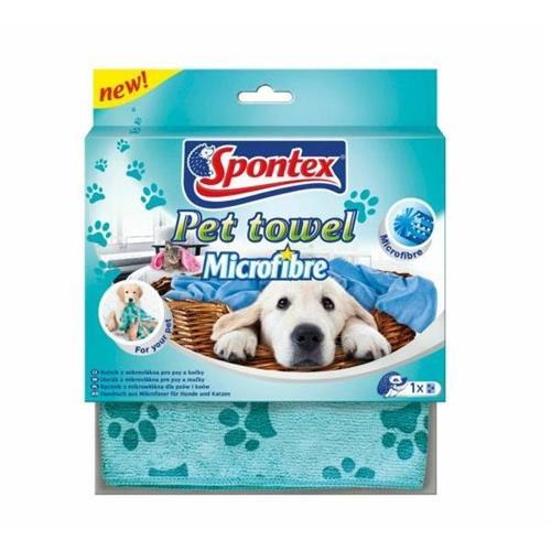 Spontex Ręcznik Pet Towel kot pies 97043065